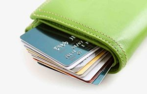 minimalismo y tarjetas de crédito