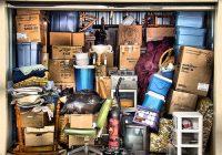 organizar y ordenar el garaje