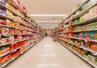 minimalismo en el supermercado