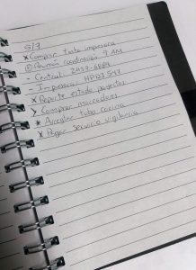 como hacer un bullet journal minimalismo