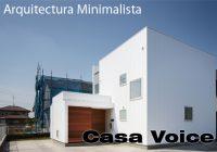 casa voice studioloop minimalismo