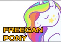 freegan pony paris