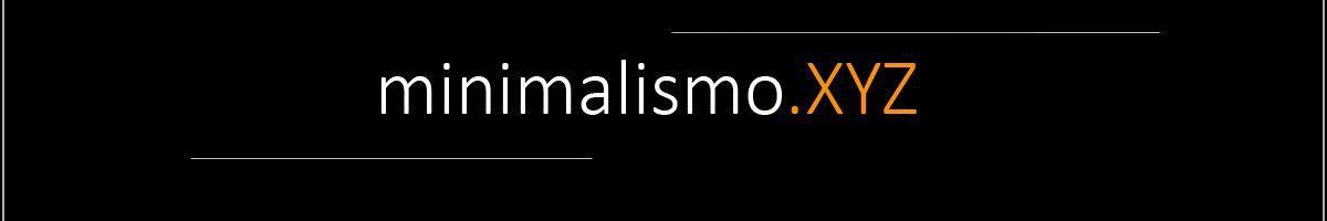 Minimalismo XYZ